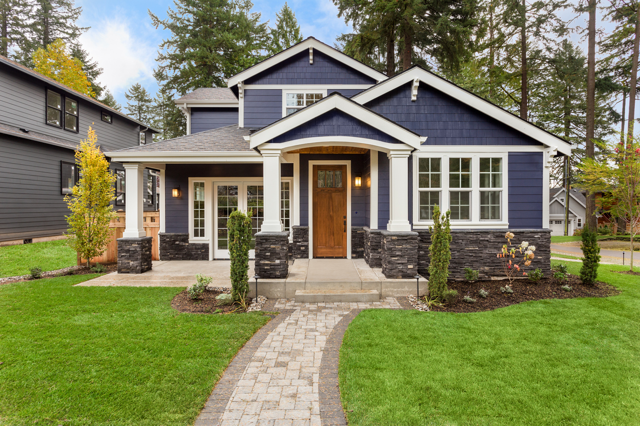 6 Exterior Paint Colors That Are on Trend for 2021